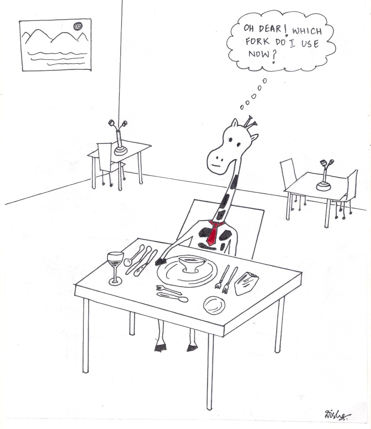 The Etiquette Mystery (Part1)